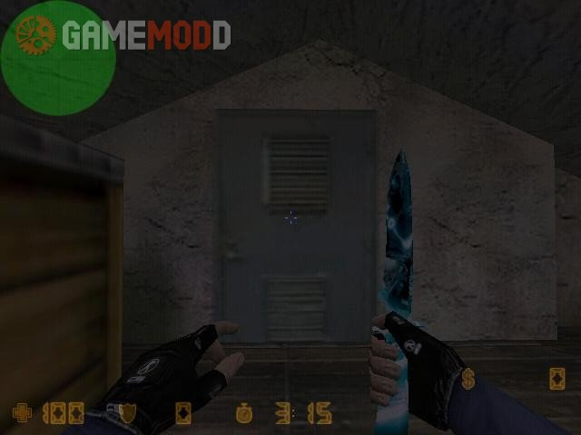 Door (joke) spray
