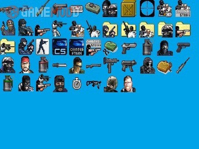 CS Icons