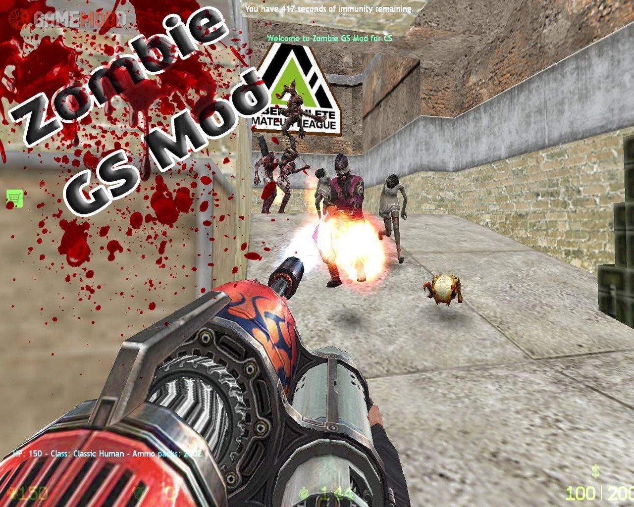 counter strike nexon zombies hack download
