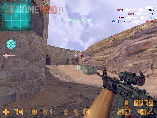 Kill Healed v2.1