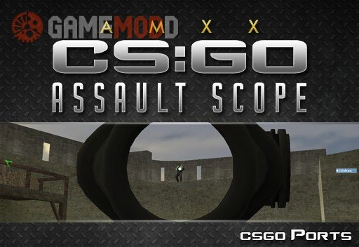 CS:GO Assault Scope