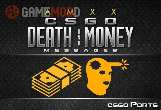 CS:GO Death and Money