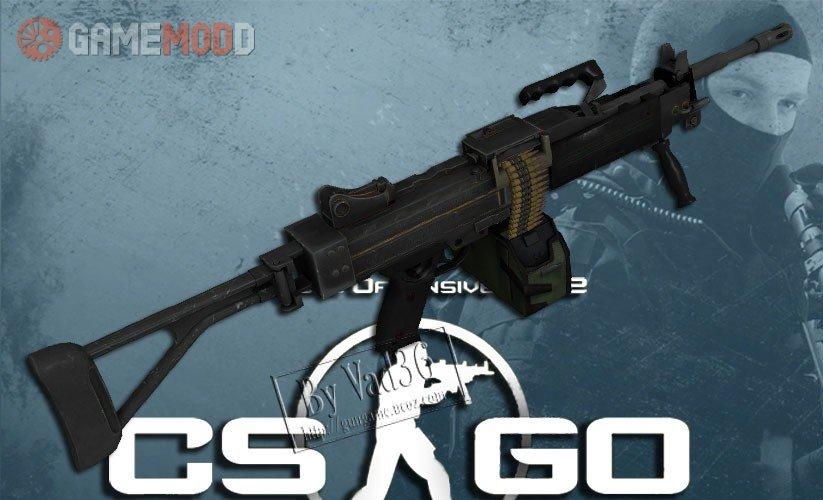 CS:GO Negev Plugin » CS 1 6 - Mods | GAMEMODD