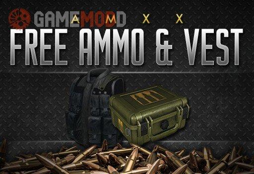 Free Ammo & Vest