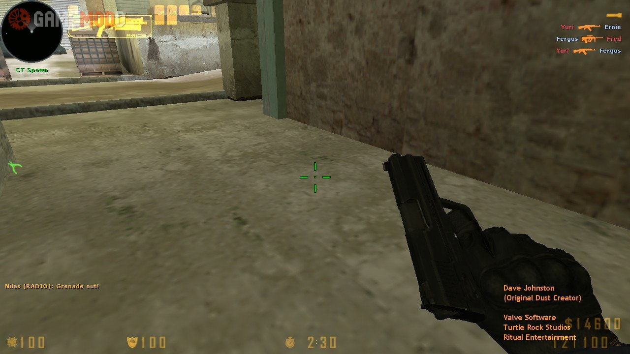 AMXX] CSGO PP-19 Bizon » CS 1 6 - Mods   GAMEMODD