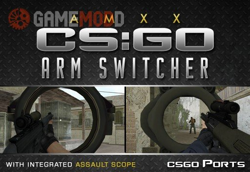 CS:GO Arm Switcher