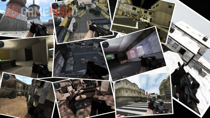 CF Map Pack