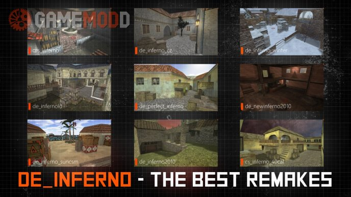de_inferno | The Best Remakes