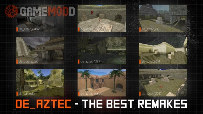 de_aztec | The Best Remakes