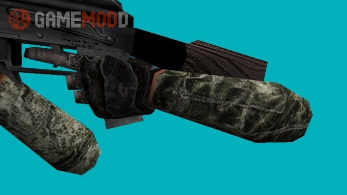 Grl. Putin Gloves [Russian Woodland]