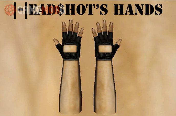 Headshot's Hands