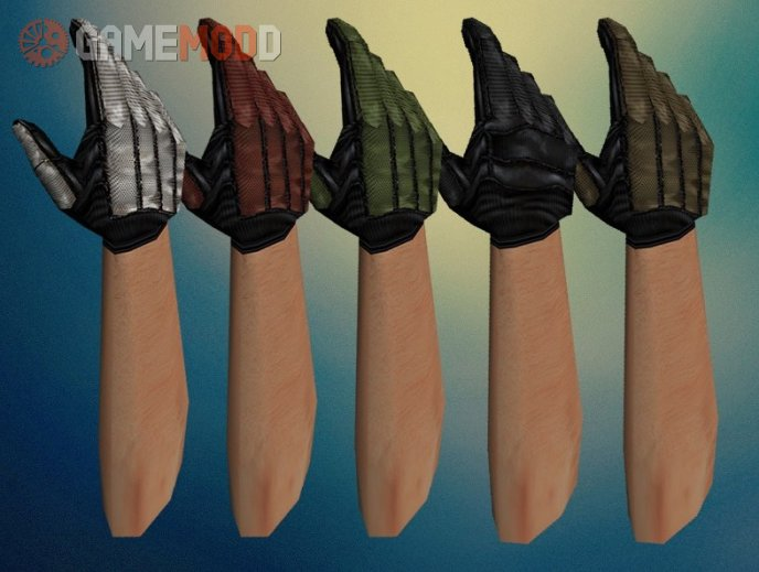 Comfy Variable gloves