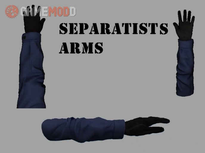CS:GO Separatists Arms