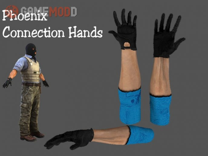 CS:GO Phoenix Connection Hands