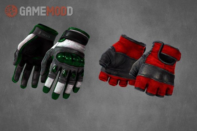 CS GO Colored Gloves