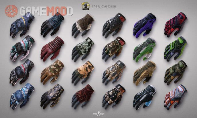 CS:GO Gloves