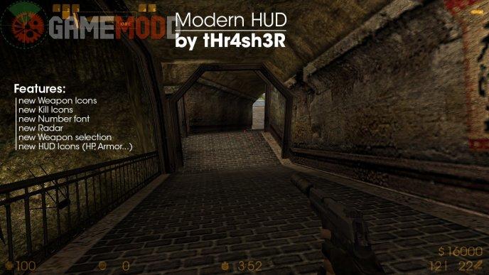 Fixed Modern Hud