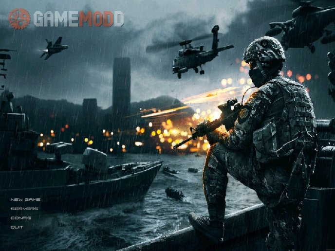 Battlefield 4 HD Background