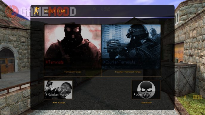 CS Xtreme V6 Team Menu Improved