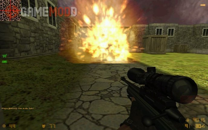 New Fire Explosion (2010)