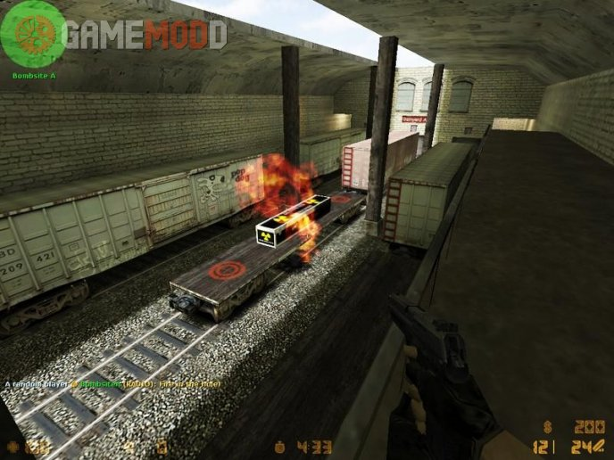 Fume Explosion
