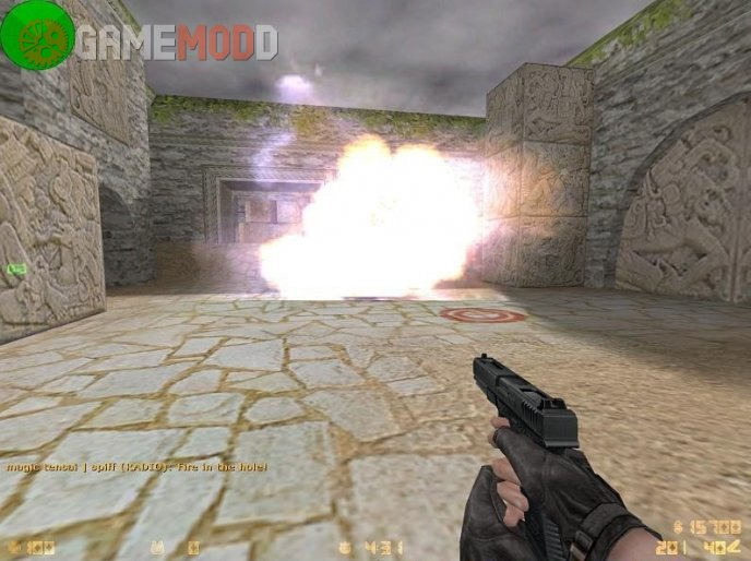 CS1.6/CZ Remixed DS Explosions