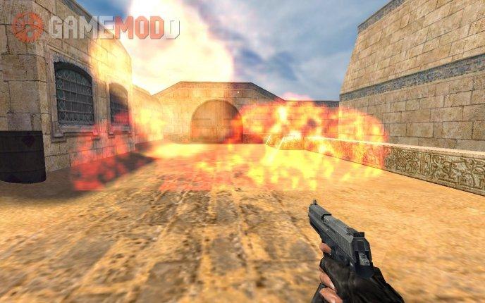 New Grenade Explosion