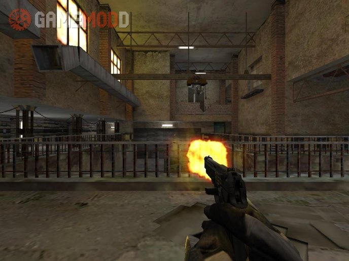 Bf3 look a like muzzle flash