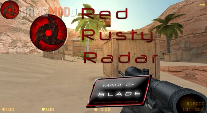 Red Rusty Radar