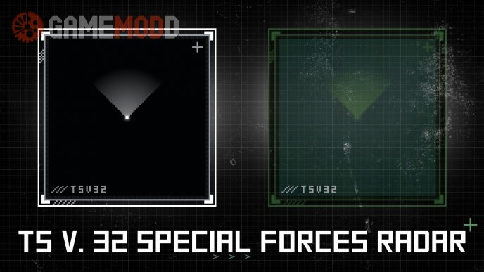 TS V. 32 Special Forces Radar