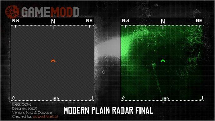 Modern & Plain Radar