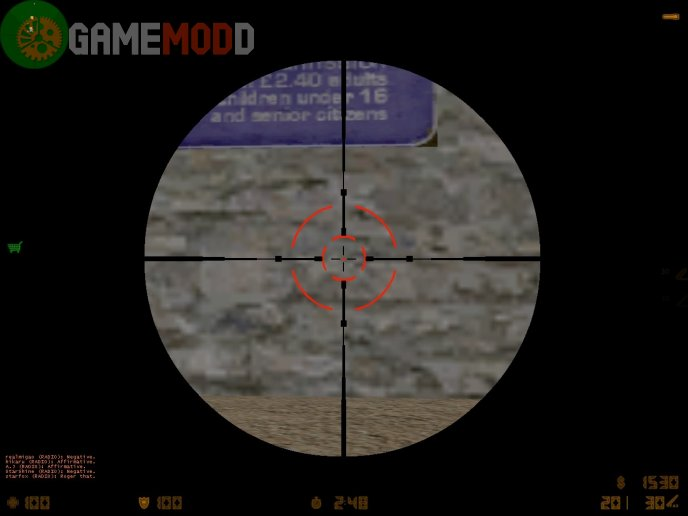Scope for G3SG1 - CS 1.5