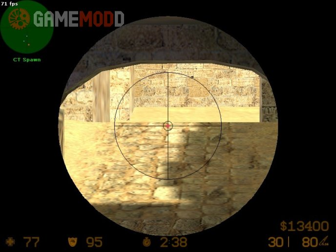 New Sniper Scope