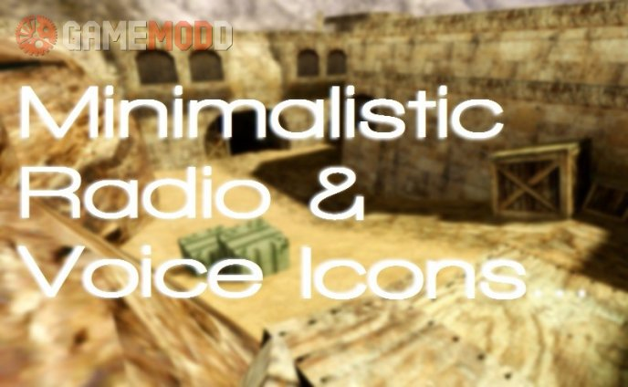 Minimal Radio - Voiceicon