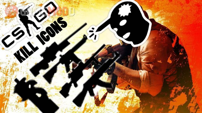 CS GO Kill Icons