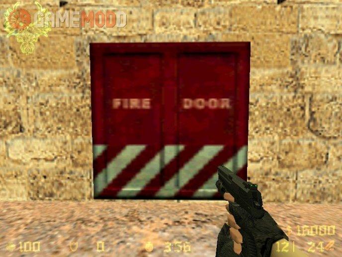 Fake Fire Door