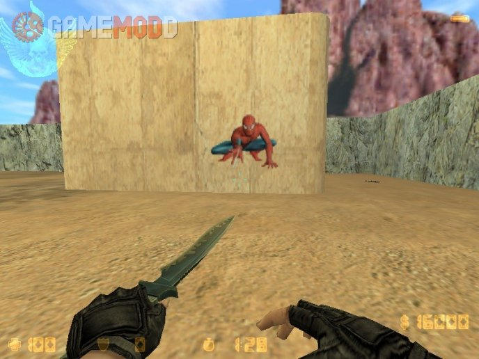 New Spider-Man spray