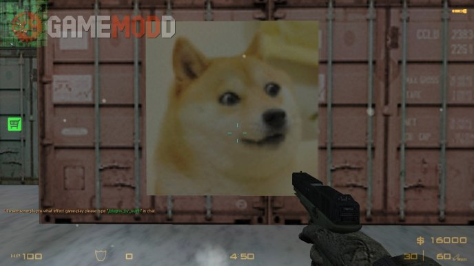 Doge Spray