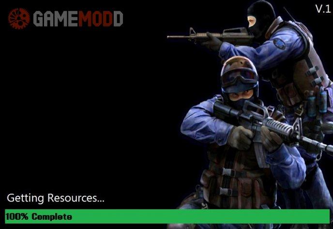 Counter Strike Launcher V1