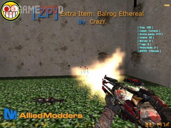 [ZP:44] Extra Item: Balrog Ethereal