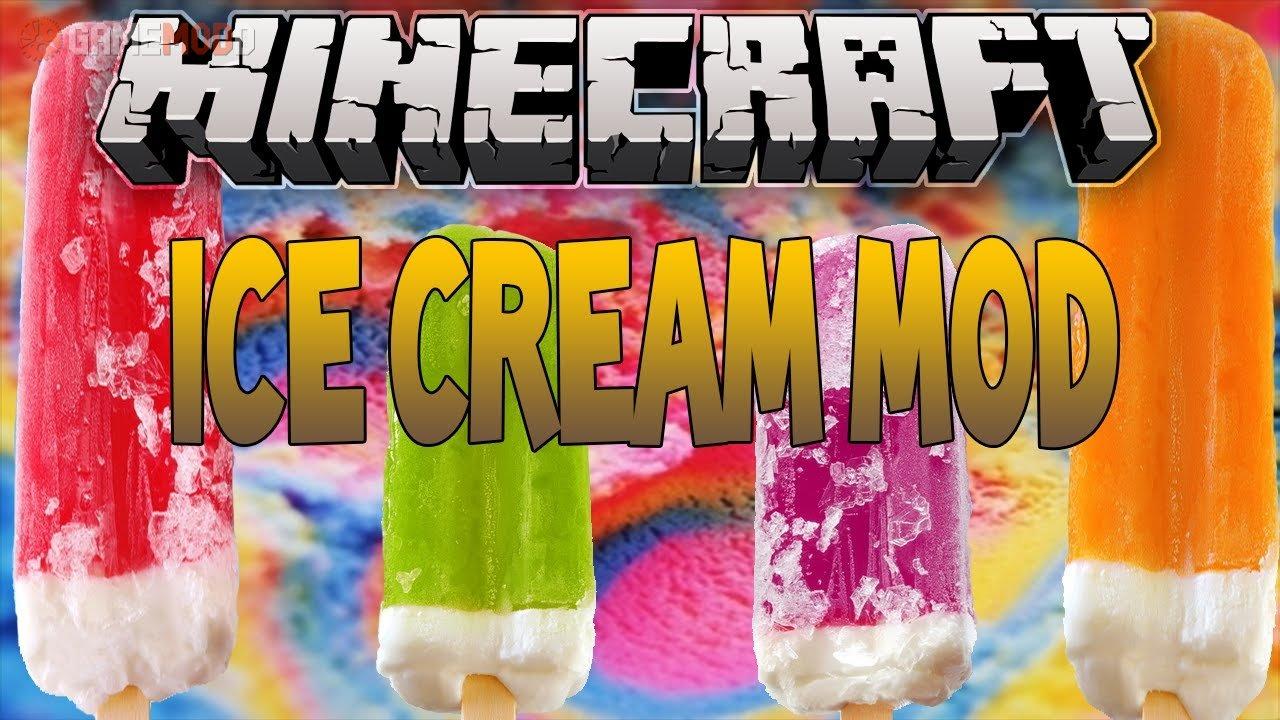 Ice Cream [1 6 4] » Minecraft - Mods   GAMEMODD