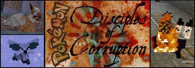 Pokemon: Disciples of Corruption [1.6.4]