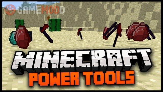Powerful Tools [1.7.2] [1.6.4]