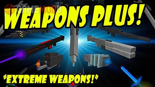 Weapons + [1.7.2]
