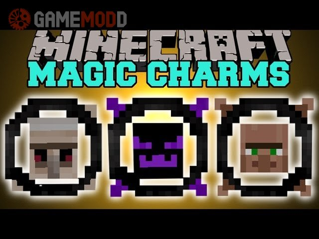 Magical Charms [1.6.4]