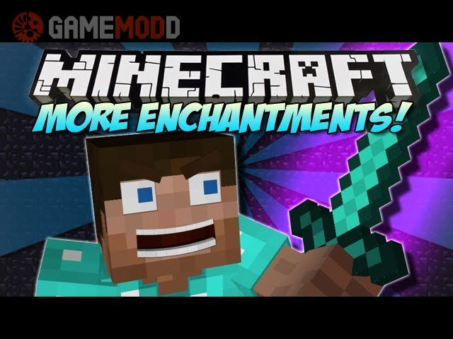 MoreEnchants [1.7.2] [1.6.4]