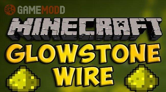 Glowstone Wire [1.7.10] [1.7.2] [1.6.4]