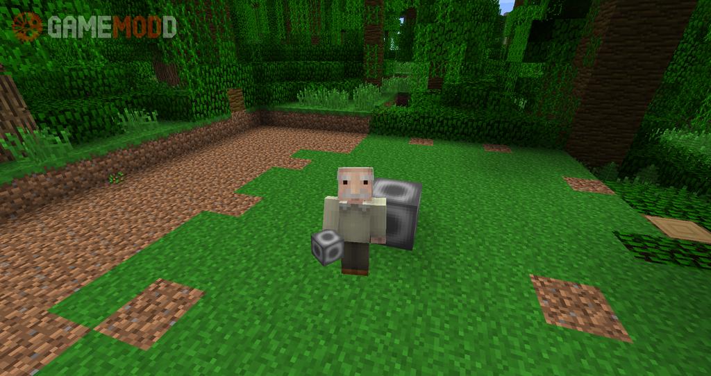 Скачать Frosty Lucky Block для Minecraft 1.7.10