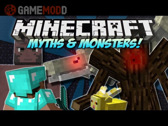Myths and Monsters [1.7.10]