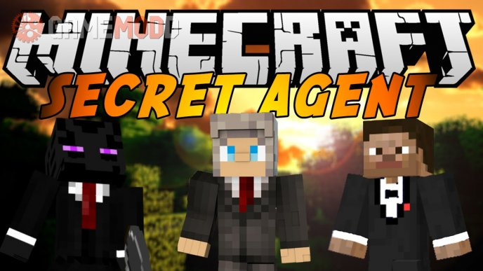 Secret Agent Craft [1.6.4]